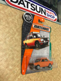Datsun 510 Rally Matchbox diecast Car model