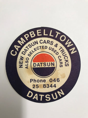 Datsun Coaster Used-Campbell Town