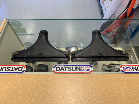 Datsun 1200 Dash Demister Vents Used