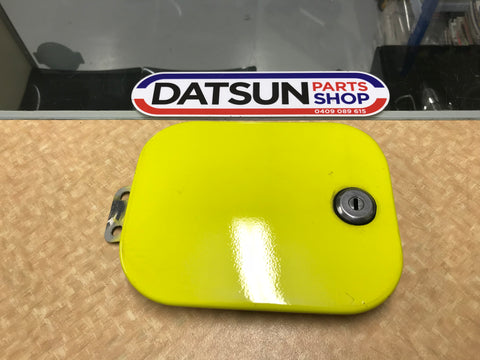 Datsun 120Y Coupe Fuel Door with Lock Used