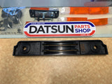 Datsun 1600 Heater Control Panel Plate Used Right Drive