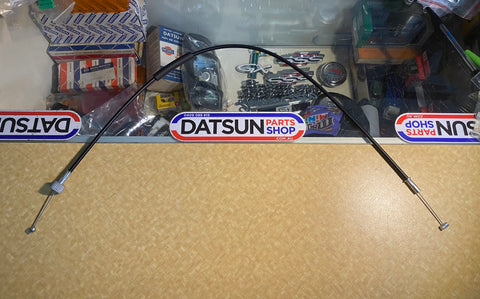 Datsun 1200 Throttle Cable New Genuine