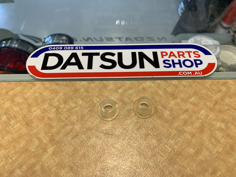 Datsun Nissan Column Shift Linkage Bush Pair New Genuine