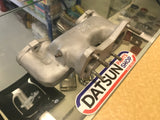 Datsun Early A12 A10 Single Weber Manifold