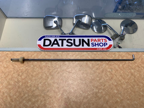 Datsun 1200 Wagon Tail Gate handle rod used