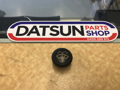 Datsun 1200 Wiper Switch Knob Used Genuine
