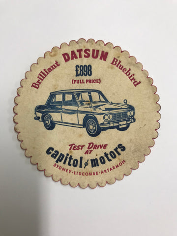 Datsun Bluebird Coaster Used