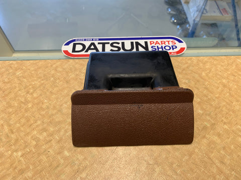 Datsun Nissan 1200 B120 Ute Brown Ash Tray Used