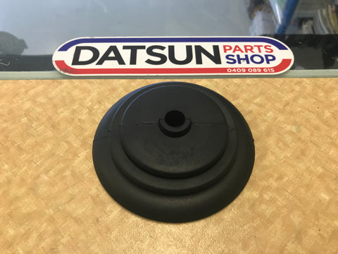 Datsun Nissan 120Y B210 Gear Stick Upper Floor Rubber Boot New Genuine