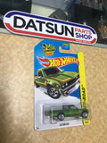 Green Datsun 620 Hot Wheels