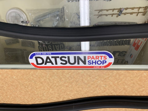 Datsun Nissan 1200 Ute Rear Window Rubber Seal New Genuine B120