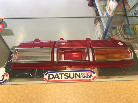 Datsun 260C 330 Tail Light Lense RH NOS Genuine