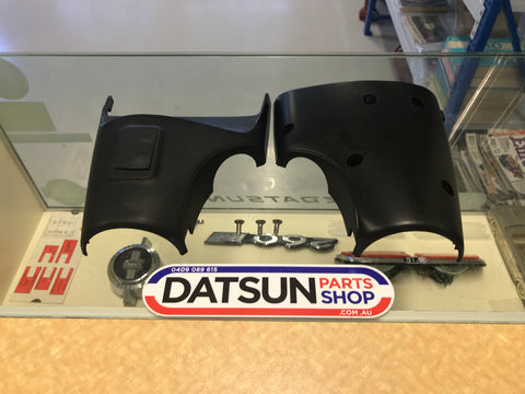Datsun 120Y B210 Steering Coloum Cover Used