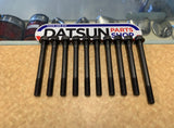 Datsun Nissan A Series Head Bolt Set New Genuine Part