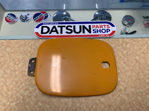 Datsun 120Y B210 Sedan Fuel Door Used