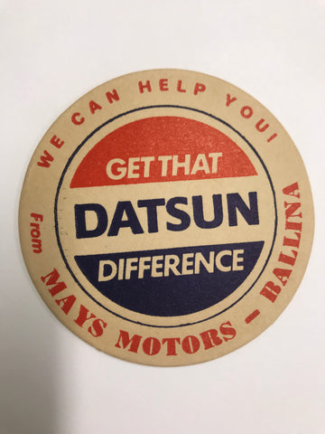Datsun Coaster Used- Datsun Difference