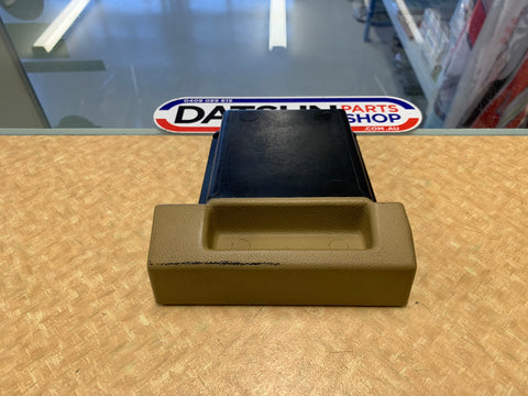 Datsun Nissan 910 Bluebird Ash Tray Tan Used