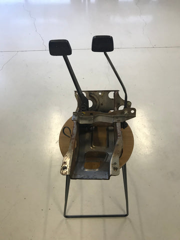 Nissan R30 Skyline Manual Pedal Box Used