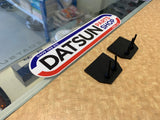Datsun 1200 bonnet bump rubber front pads Genuine