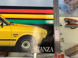 Datsun Stanza Booklet Used Nissan pa10