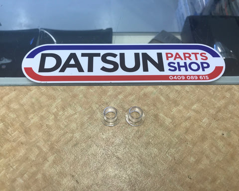 Datsun 1200 Nissan Gear Stick Bush Pair New Genuine