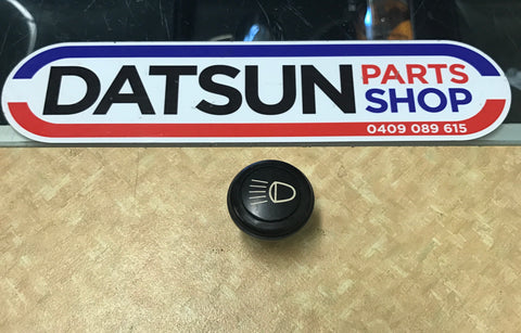 Datsun 1200 Head Light Switch Knob Used Genuine