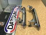 Datsun 1200 Front door handles pair New Genuine