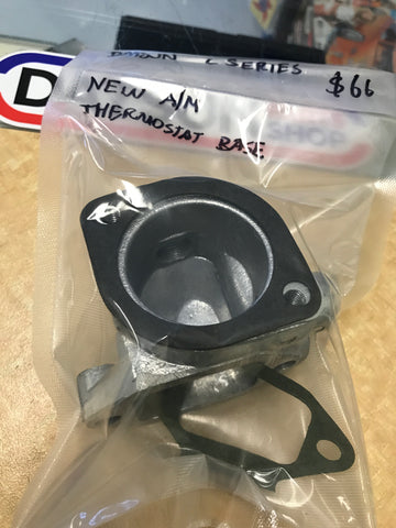 Datsun L Series Thermostat Housing Base New 200B