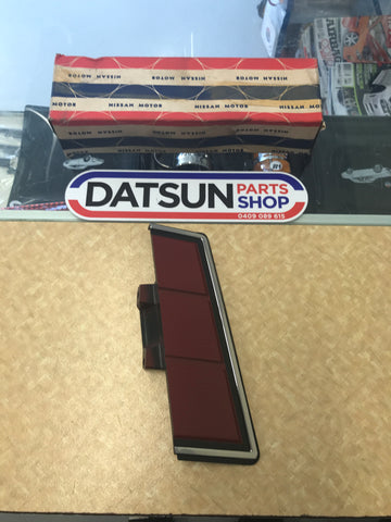 Datsun Nissan 910 Bluebird S1 Tail Light section RH