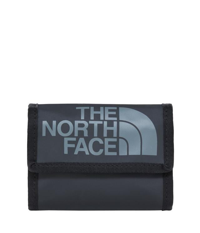 The North Face Base Camp Wallet Adult Unisex Lifestyle Black Nf00Ce69-Jk3