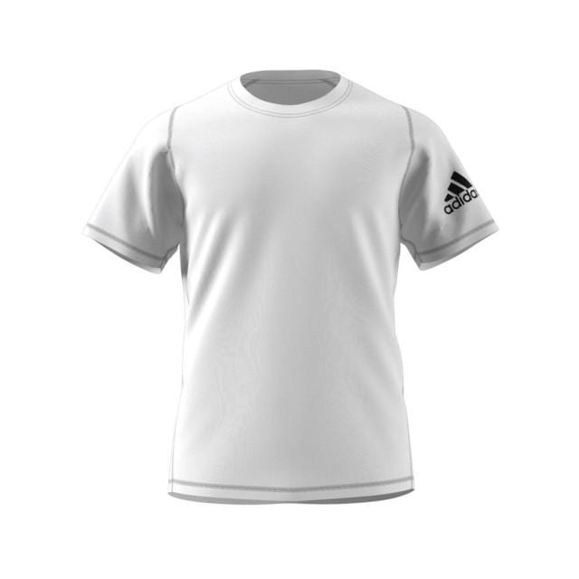 1990b1ba6510d0 Adidas Men s Training Freelift Sport Ultimate Solid T-Shirts White DU1435