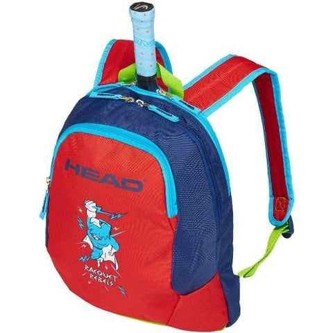 48ad23cf01 Head Kids' Tennis 283629 Backpack Red/Navy Bag