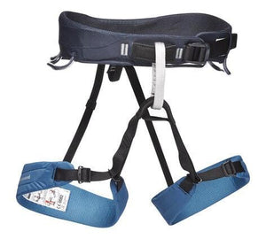 Black Diamond Accessories Climbing Men Bd6510754002 Momentum Harness - Men'S Astral Blue