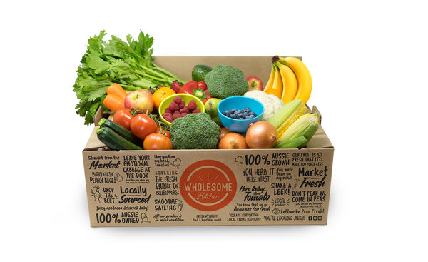 Family Fruit & Veg Box (Large)