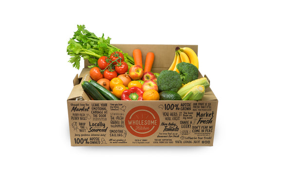 Family Fruit & Veg Box (Small)
