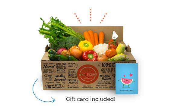 Gift Veggie Box (Small)
