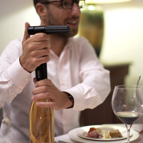 APÉRO Wine Opener - Powered by N₂O