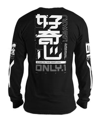 TENMEI [ Long sleeve t-shirt ]