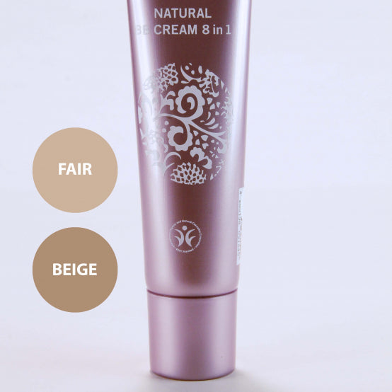 BENECOS BB CREAM 8 IN 1, BEIGE