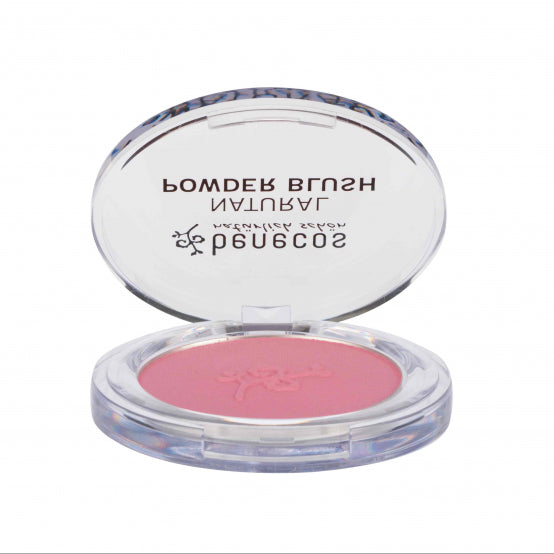 BENECOS COMPACT BLUSH, MALLOW ROSE