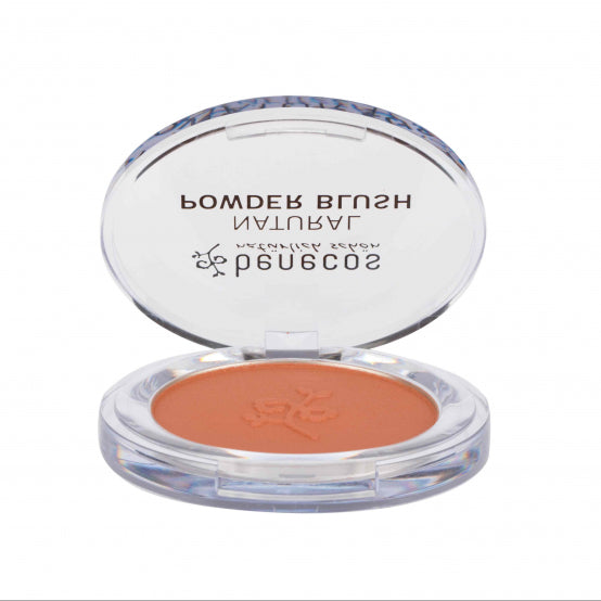 BENECOS COMPACT BLUSH, TOASTED TOFFEE