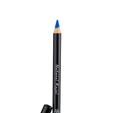 BENECOS NATURAL KAJAL EYELINER, BRIGHT BLUE