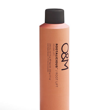 O&M ROOTALICIOUS ROOT LIFT, VOLUME SKUM, STYLING