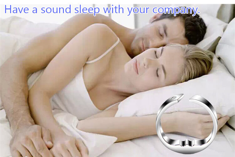 The Anti Snoring Ring