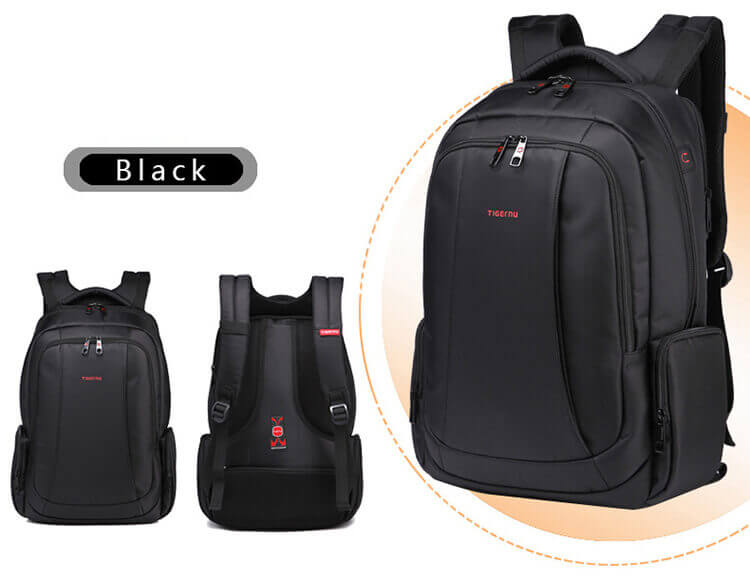 Anti-theft Water-proof Backpack Casual Backpack--