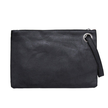 Fashion solid women's clutch bag PU leather envelope bag clutch evening Handbag