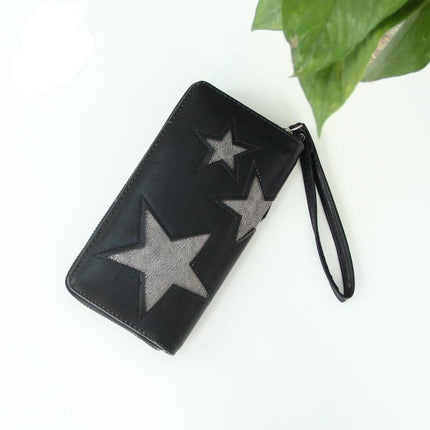 Fashion Women Wallets Elegant Money Star Wrist Purses