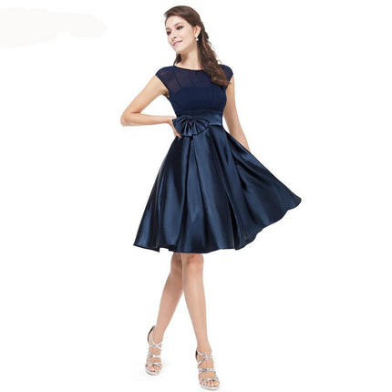 Cocktail Dresses Ever Pretty HE06113 Cute Women Short Vestidos Plus Size Sexy Women Cocktail Dresses