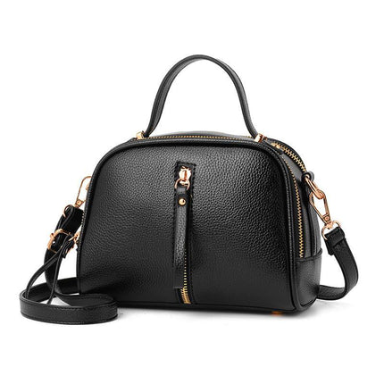 Fashion PU Leather Bags Handbags Women Shoulder Bags Flap Tote Bag