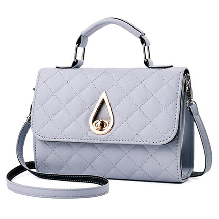 Woman PU Handbags Shoulder Bag Crossbody Bag Casual Small Messenger Bag